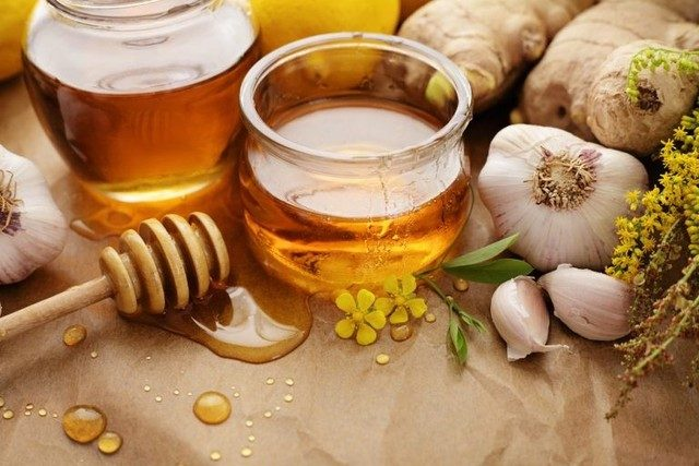 Tratamentul minune miere usturoi