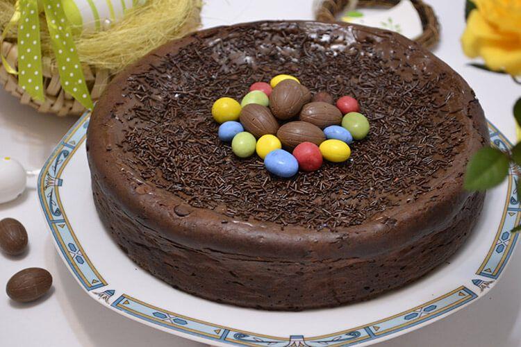 Reţetă pască cu ciocolată