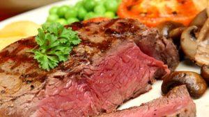 STUDIU consumul de carne