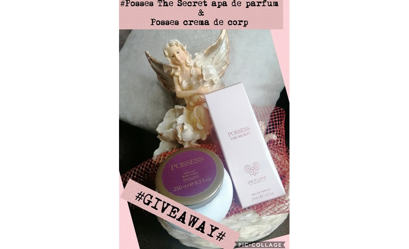 Giveaway set cosmetice