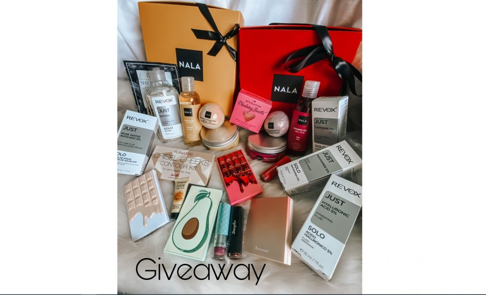 Giveaway produse cosmetice