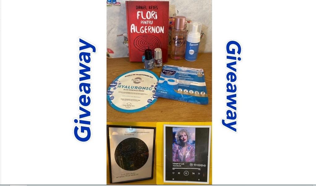 Giveaway produse de îngrijire